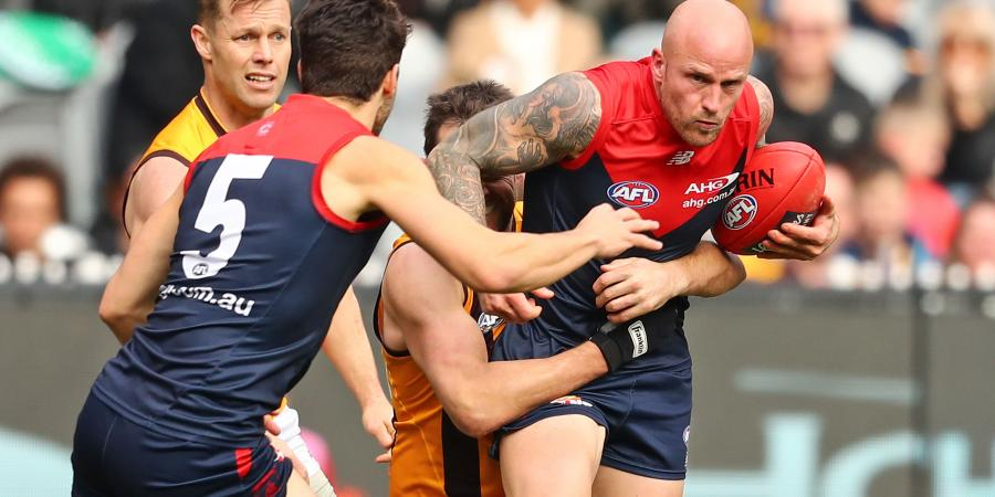 Jones still basking in Demons upset