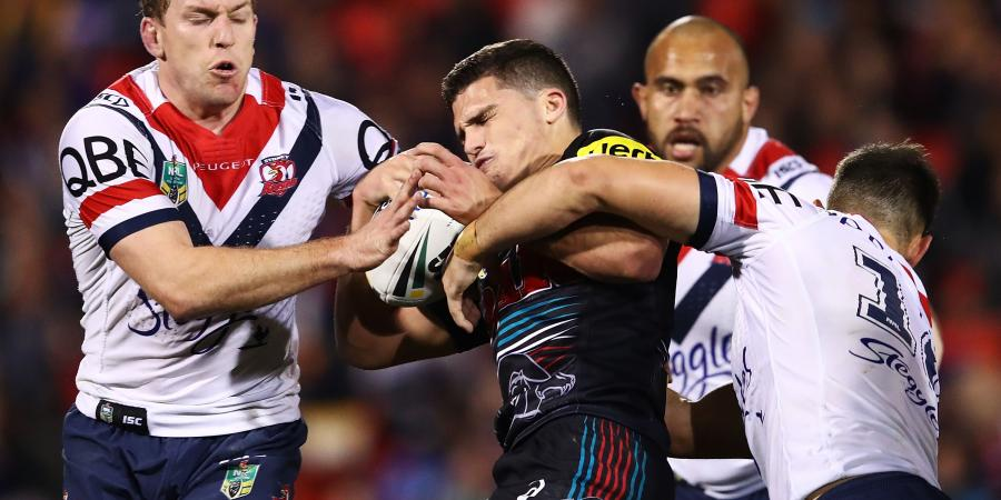 Cleary comes of age for Panthers