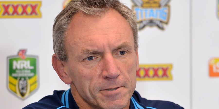 No more slip-ups says Titans' NRL coach