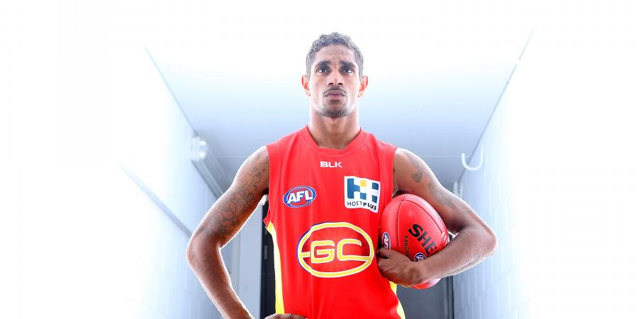 Suns re-sign young gun Garlett