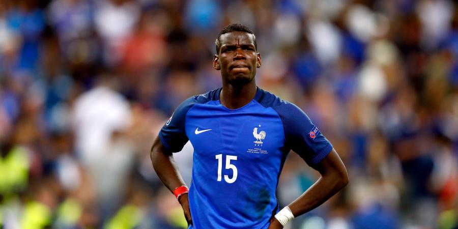 Paul Pogba becomes Premier League's highest earner