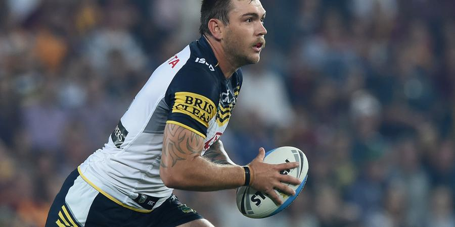 Cowboys' Feldt ready to make NRL amends