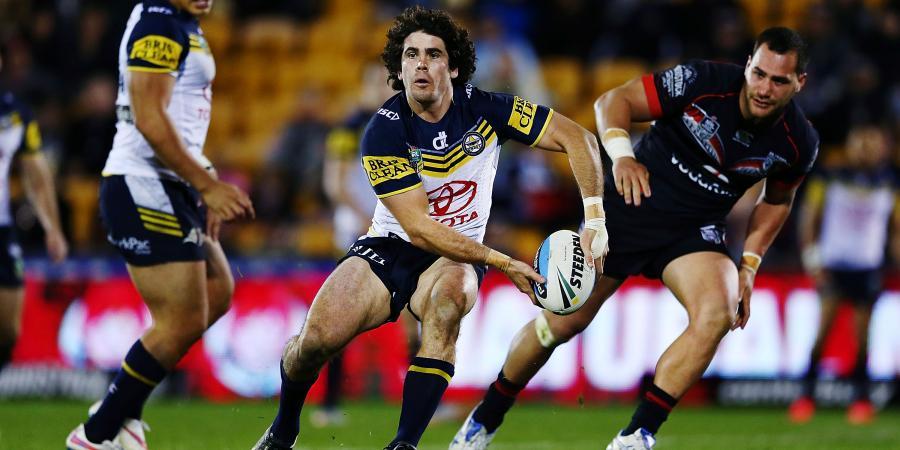 North Queensland hit hard by NRL injuries