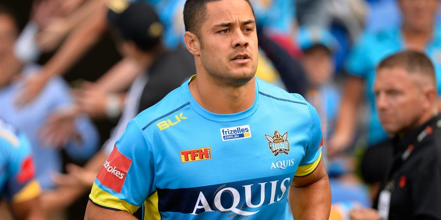 Hayne named for NRL start for Titans