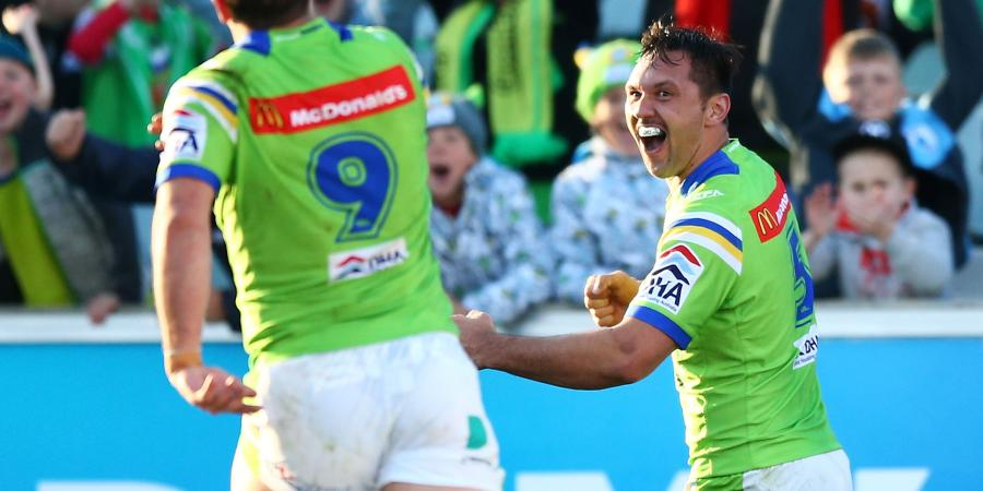 Five best NRL games of 2016
