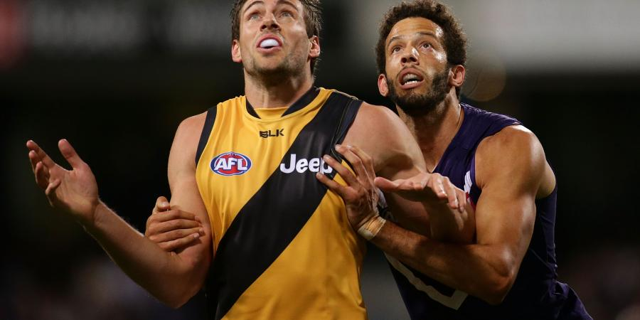 Tigers mull Ivan Maric's AFL future