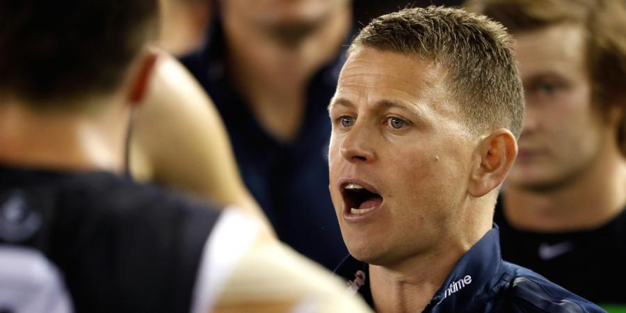 Blues AFL debuts must be earnt: Bolton