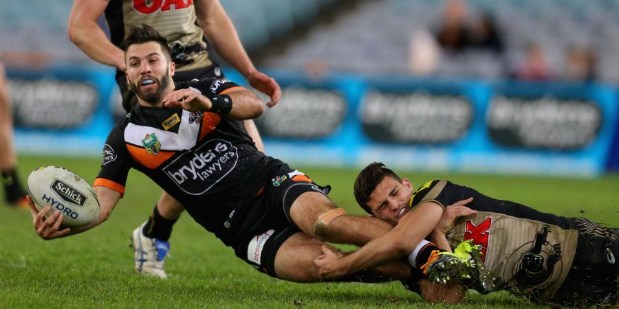 Tedesco mulls NRL pay cut to stay a Tiger