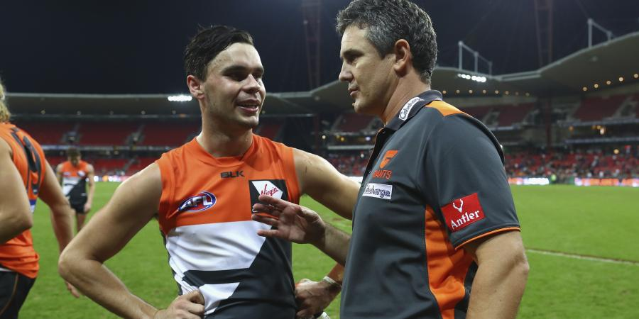 First win over Eagles no AFL carrot: GWS