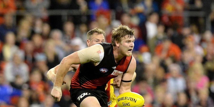 Essendon confident of Hurley commitment