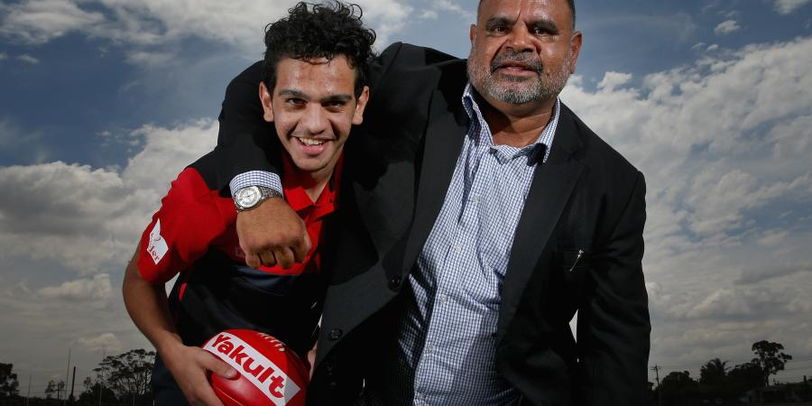 Bomber father/son to debut