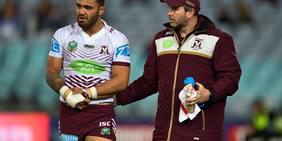 Manly trio's season could be over
