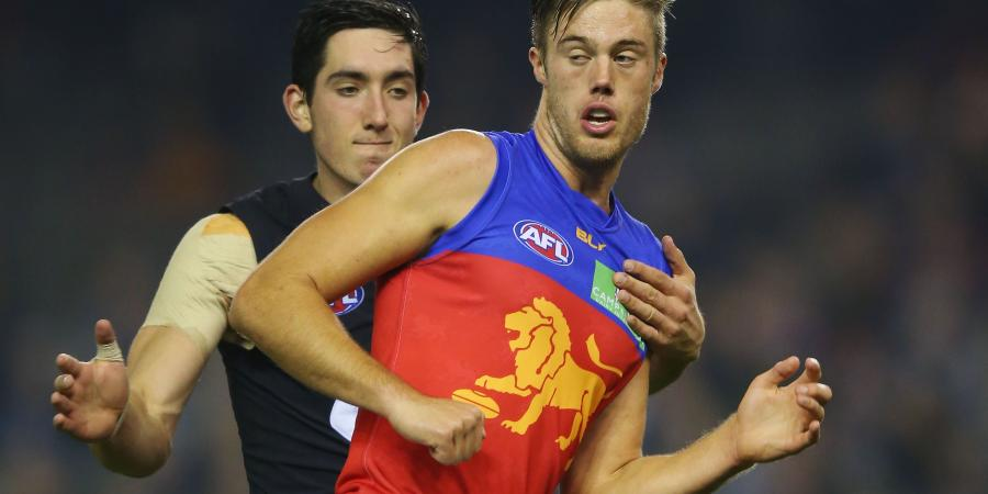 Lion Schache's AFL season over