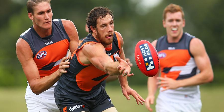 Giants look for another AFL first