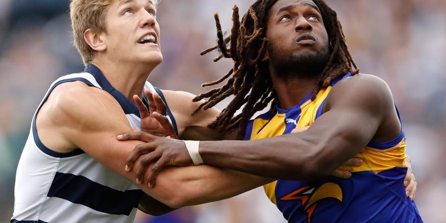 Broken nose won't stop Eagles' Naitanui