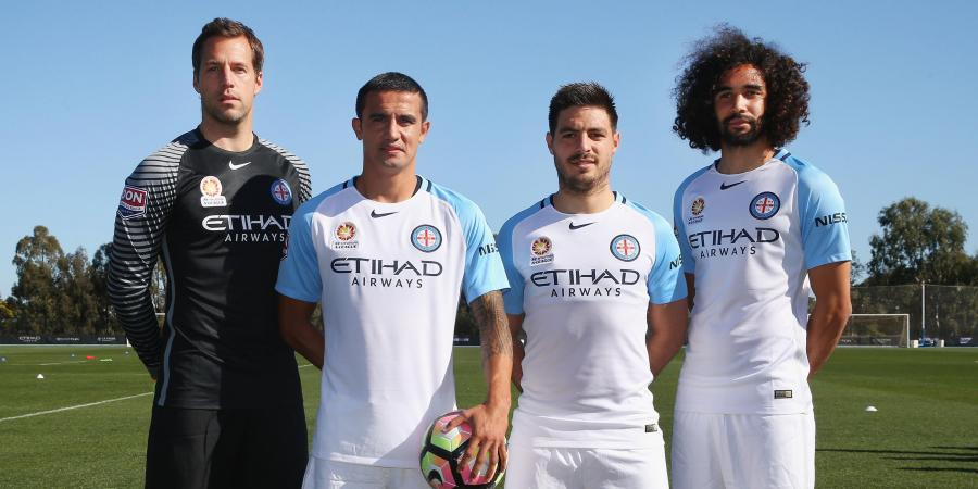 Melbourne City buzzing as Tim Cahill signs