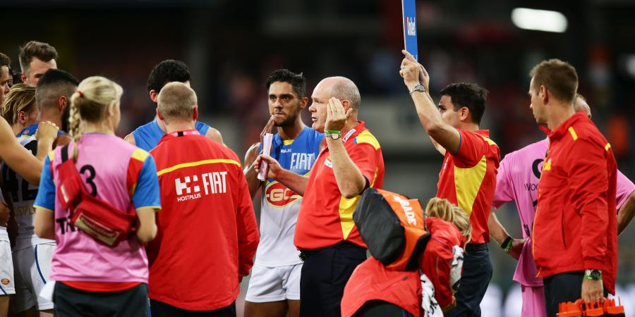 AFL Suns aren't playing as a team: Eade