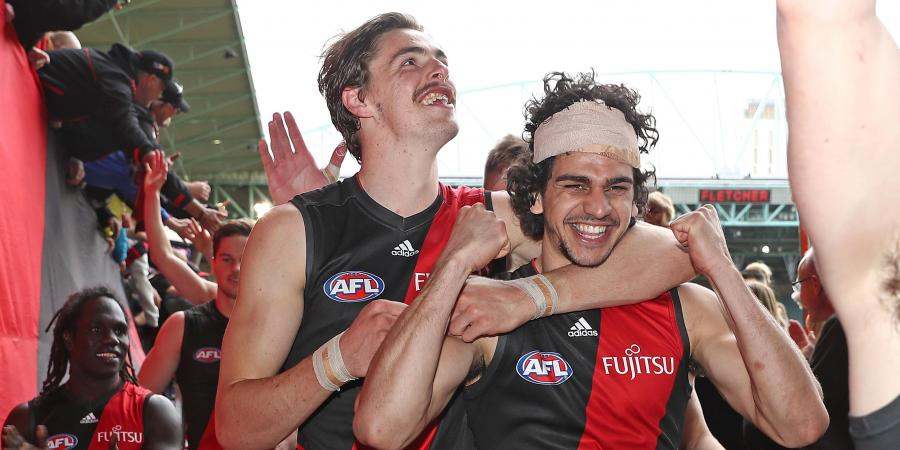 Long full of pride after winning AFL debut