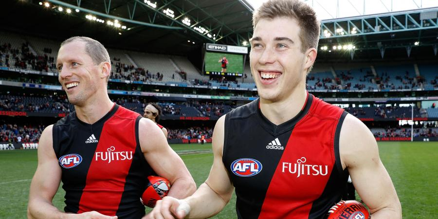 Essendon stun Suns in upset AFL victory