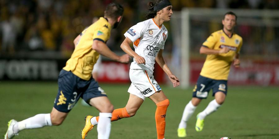 Roar release utility Polenz in A-League
