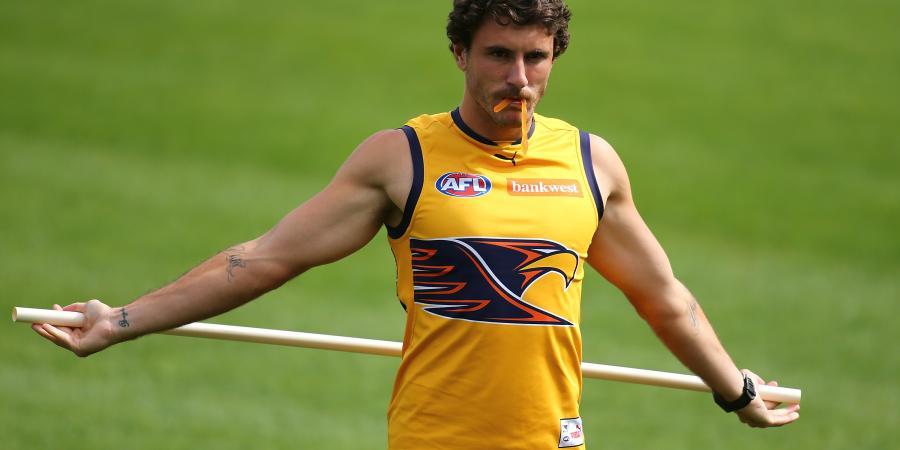 Eagle Tunbridge takes three-week AFL ban