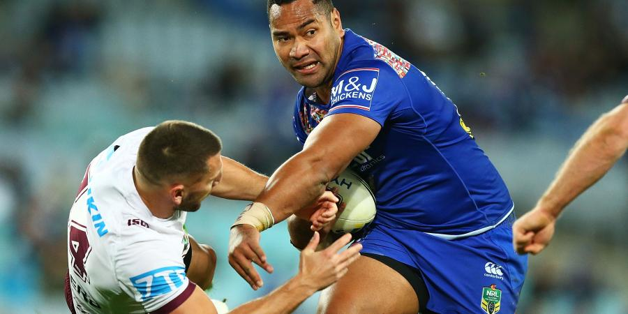 I can still be among best in NRL: Williams