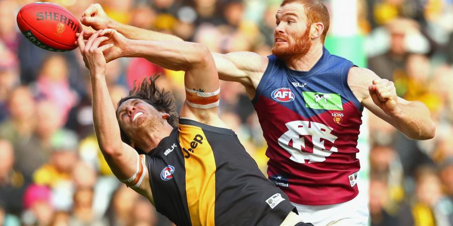 Lions' Merrett announces AFL retirement