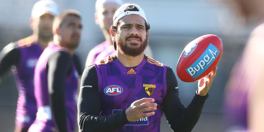 Rioli aiming to silence Eagles crowd