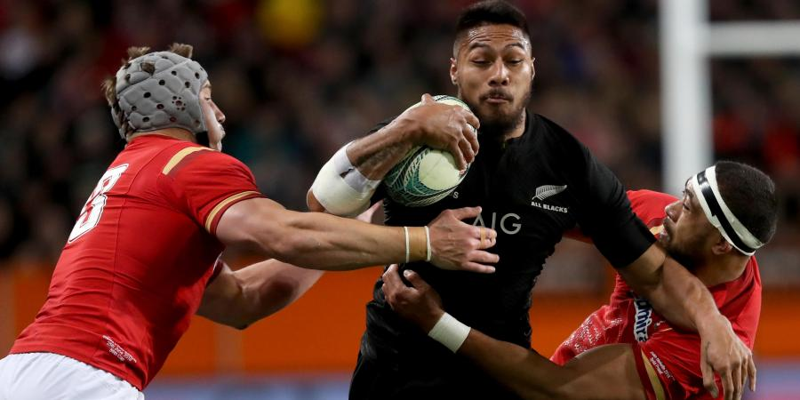 New centre blow for All Blacks
