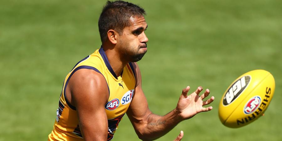 Eagle Jetta a chance to face AFL Hawks