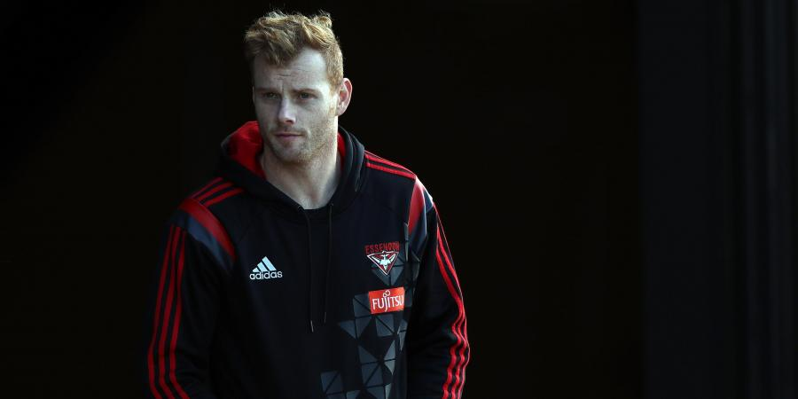 Adam Cooney announces retirement
