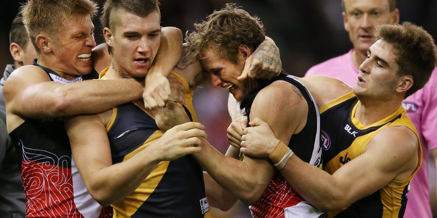 TOP 5: Biggest Winning Margins Over St Kilda