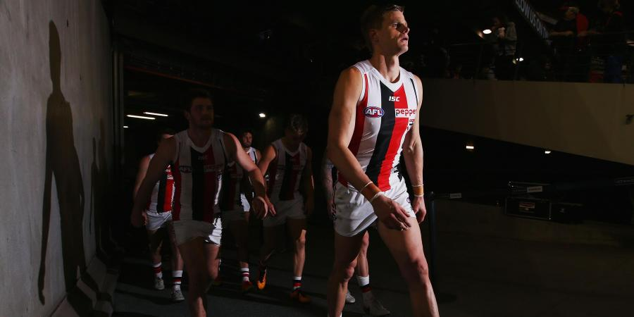 Time for a new Saints skipper: Riewoldt