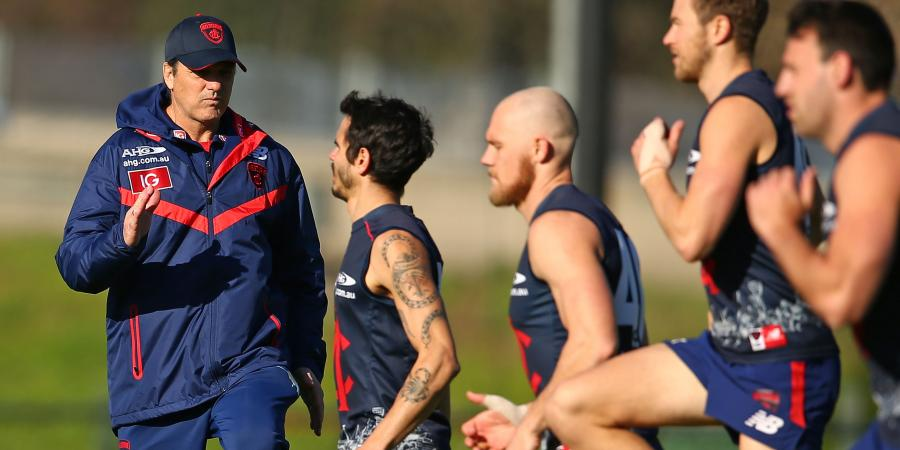 Roos unsure when young Demons will peak