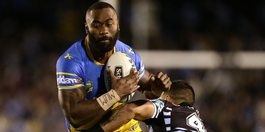 Eels name Semi Radradra for return to NRL