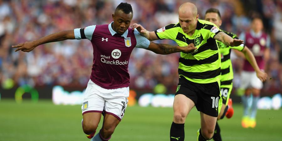 Mooy helps Huddersfield hold Villa