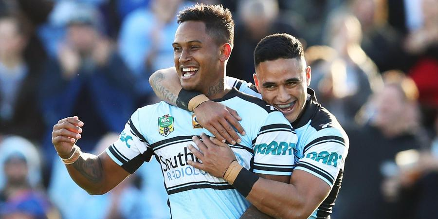 We haven't peaked yet in NRL: Sharks