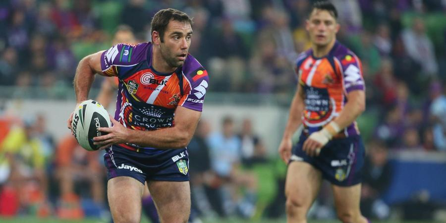 Storm won't rest NRL rep stars: Bellamy