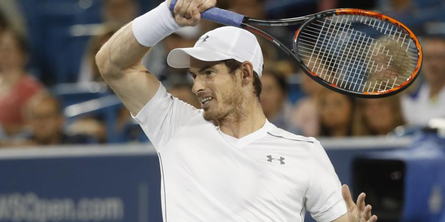 Andy Murray into Cincinnati final
