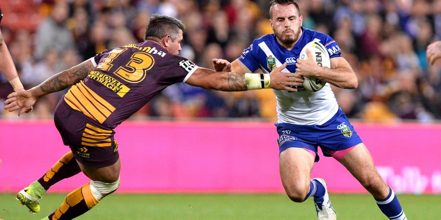 Bulldogs' NRL top four hopes on the line