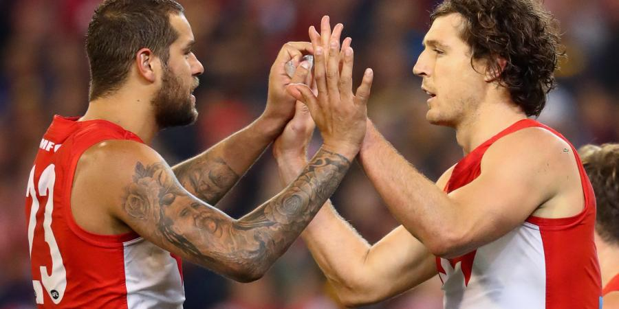 Tippett looking good in Swans AFL return