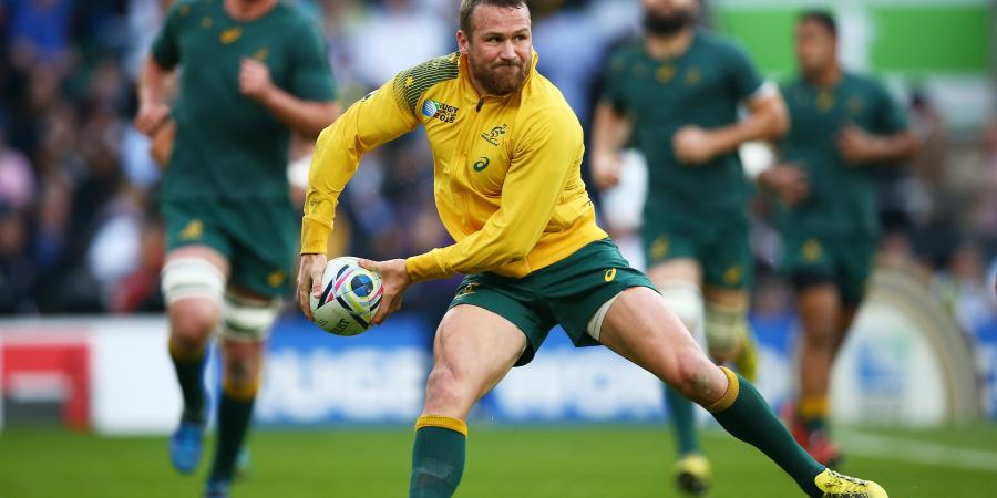 Giteau's Test career all but over