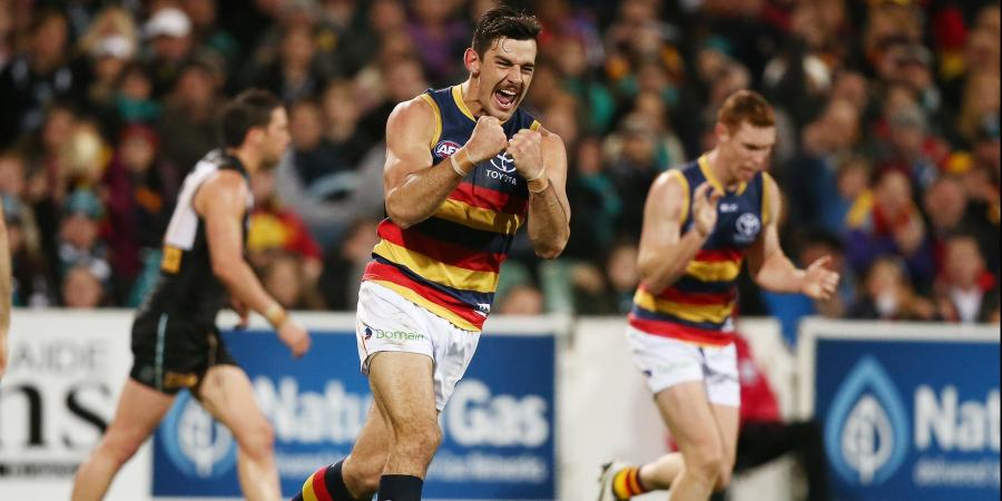 Hardened Crows readying for AFL finals