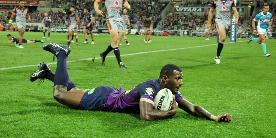 It'd be good to go past Izzy: Vunivalu