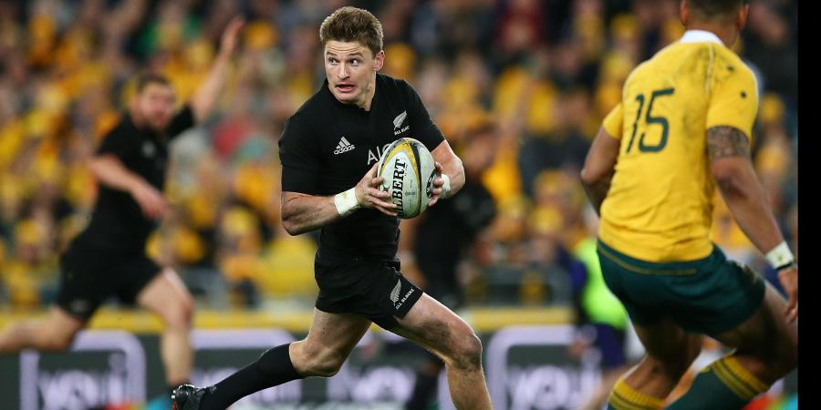 All Blacks to go for the throat