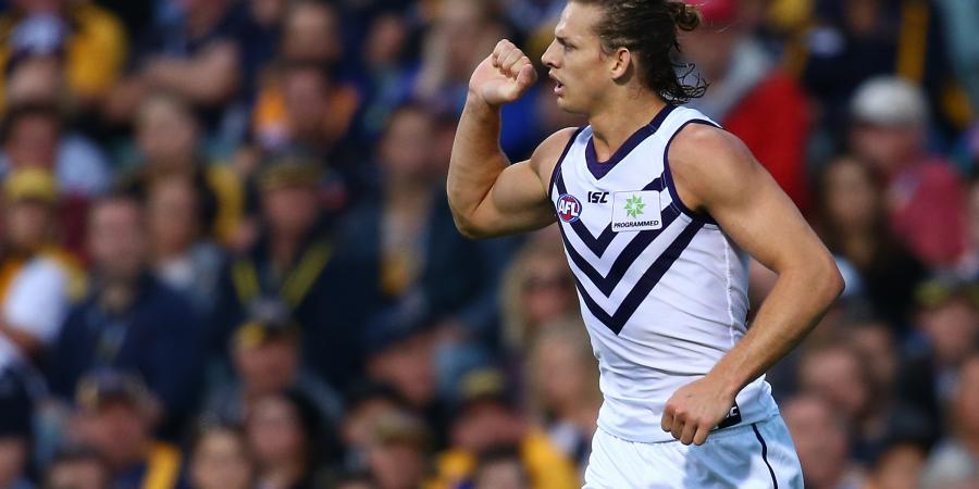 I'm going to stay a Docker: Nat Fyfe