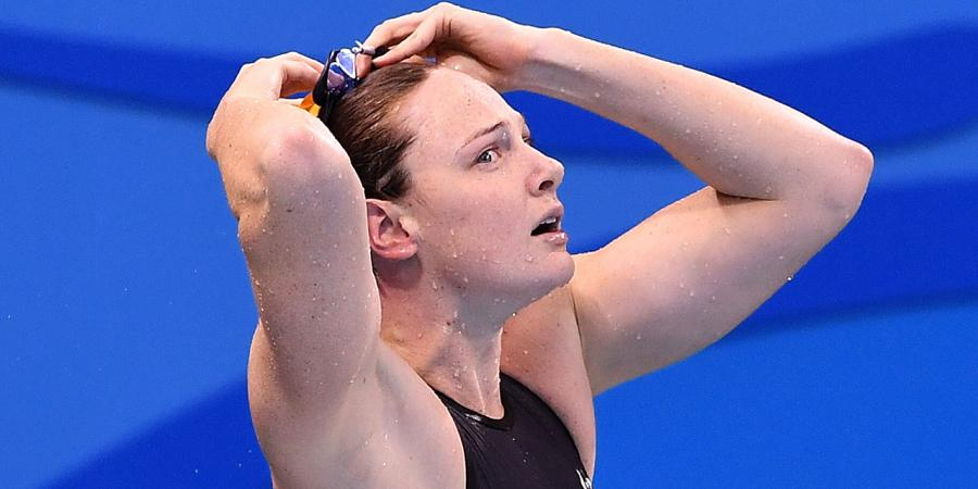 Aust swimmers hospitalised in Rio