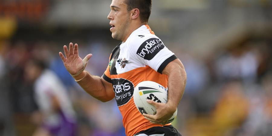 Tigers still in mix for NRL semis: Brooks