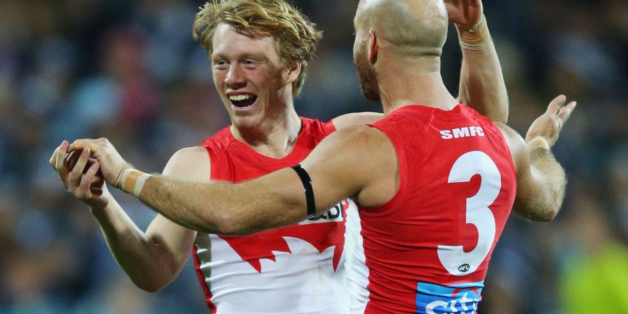 Mills rated one of Swans best by coach