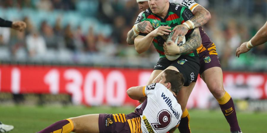 Nathan Brown to re-sign with Souths